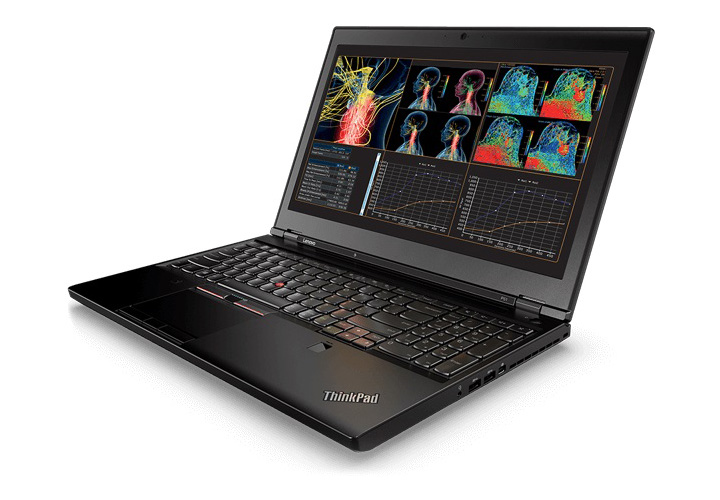 Lenovo prenosniki ThinkPad P51 in ThinkPad P71