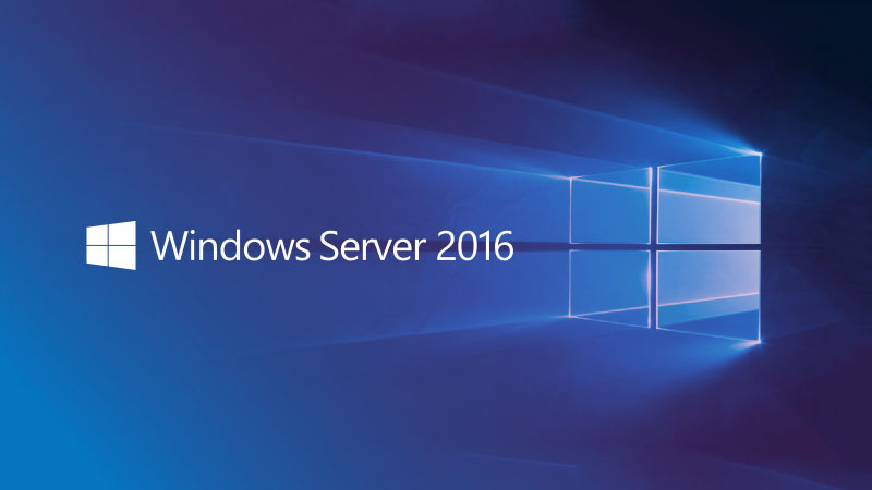 DSP Windows server 2016